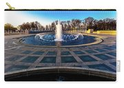 Washington D.c. - Fountains And World Carry-all Pouch