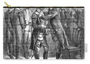 Washingtons Farewell Carry-all Pouch