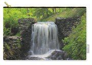 Water Fall Moore State Park Carry-all Pouch