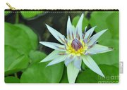 Water Lily  3 Carry-all Pouch