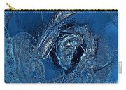 Water Rose Carry-all Pouch