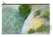 Waterfall In The Mist Carry-all Pouch