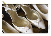 Wedding Shoes Carry-all Pouch