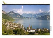 Weggis Switzerland Carry-all Pouch
