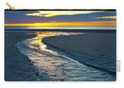 Wells Beach Maine Sunrise Carry-all Pouch