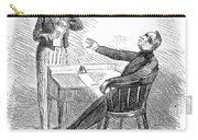 Wendell Phillips (1811-1884) Carry-all Pouch