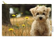West Highland White Terrier Painting Carry-all Pouch