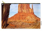 West Mitten Monument Valley Carry-all Pouch