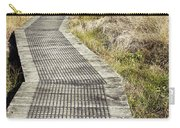 Wetland Walk Carry-all Pouch by Les Cunliffe