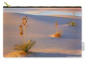 White Sands National Monument Carry-all Pouch