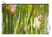 White-topped Pitcher Plant Carry-all Pouch