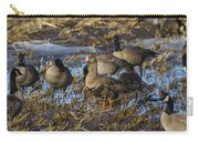 Whitefront Goose Carry-all Pouch