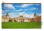 Wilanow Palace In Warsaw Poland Carry-all Pouch