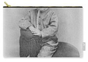 Wilbur Wright (1867-1912) Carry-all Pouch
