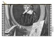William Harvey (1578-1657) Carry-all Pouch