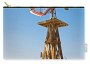 Wind Mills In West Texas Carry-all Pouch
