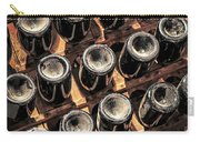 Wine Bottles Carry-all Pouch by Elena Elisseeva