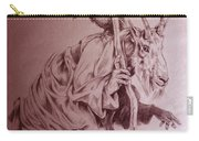 Wise Old Goat Carry-all Pouch