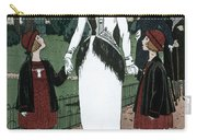 Women's Fashion, 1920 Carry-all Pouch