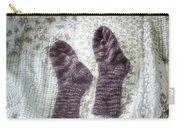 Woollen Socks Carry-all Pouch