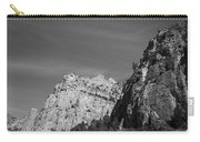 Wyoming Mountain Peaks Carry-all Pouch
