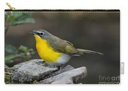 Yellow-breasted Chat Carry-all Pouch