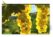 Yellow Grapes Carry-all Pouch