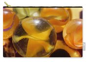 Yellow Marbles Carry-all Pouch