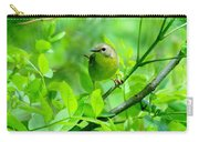 Yellowthroat Carry-all Pouch