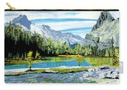 Yoho Valley Carry-all Pouch
