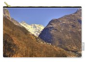 Alpine Village Carry-all Pouch