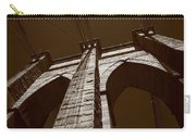 Brooklyn Bridge - New York City Carry-all Pouch