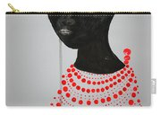Dinka Bride - South Sudan Carry-all Pouch