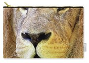 Lion Dafrique Panthera Leo Carry-all Pouch