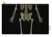 The Skeleton Carry-all Pouch