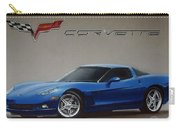 2005 Corvette Carry-all Pouch