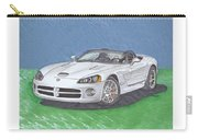 2005 Dodge V-10 Viper Carry-all Pouch