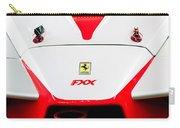 2005 Ferrari Fxx Evoluzione Hood Emblem Carry-all Pouch