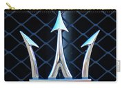 2005 Maserati Gt Coupe Corsa Emblem Carry-all Pouch
