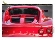 2006 Lotus Elise -0046c Carry-all Pouch