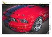 2007 Ford Mustang Shelby Gt500 427  Carry-all Pouch