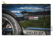 2007 Ford Mustang Shelby Gt500 Painted   Carry-all Pouch