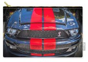 2007 Ford Shelby Gt 500 Mustang Carry-all Pouch