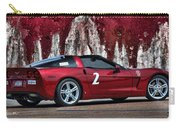 2008 Corvette Carry-all Pouch