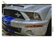 2008 Ford Mustang Shelby Grill Headlight Carry-all Pouch