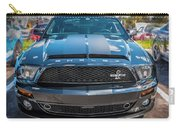 2008 Ford Shelby Mustang Gt500 Kr Painted Carry-all Pouch