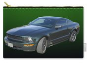 2008 Mustang Bullitt Carry-all Pouch
