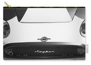 2009 Spyker C8 Laviolette Lm85 Grille Emblem Carry-all Pouch