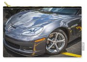 2010 Chevy Corvette Grand Sport Hdr Carry-all Pouch