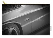 2011 Dodge Challenger Srt8 Hemi Bw  Carry-all Pouch